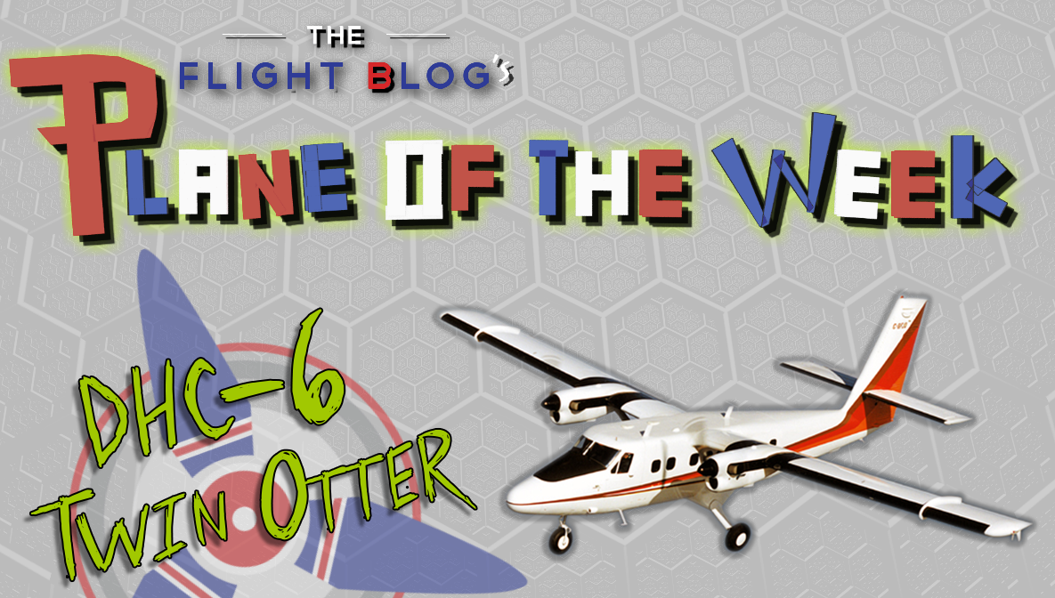 plane of the week, twin otter, viking air, arctic plane, south pole rescue plane, DHC-6