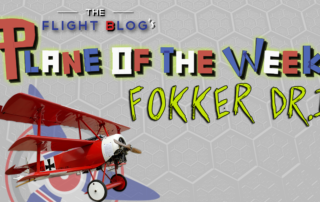 Fokker, Fokker Dr.I, red baron, red baron plane, red barons plane, aircraft, the flight blog