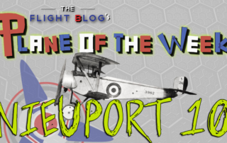 Nieuport 10, plane of the week, the flight blog, reconnaissance aircraft, reconnaissance plane, WWI aircraft, WWI planes
