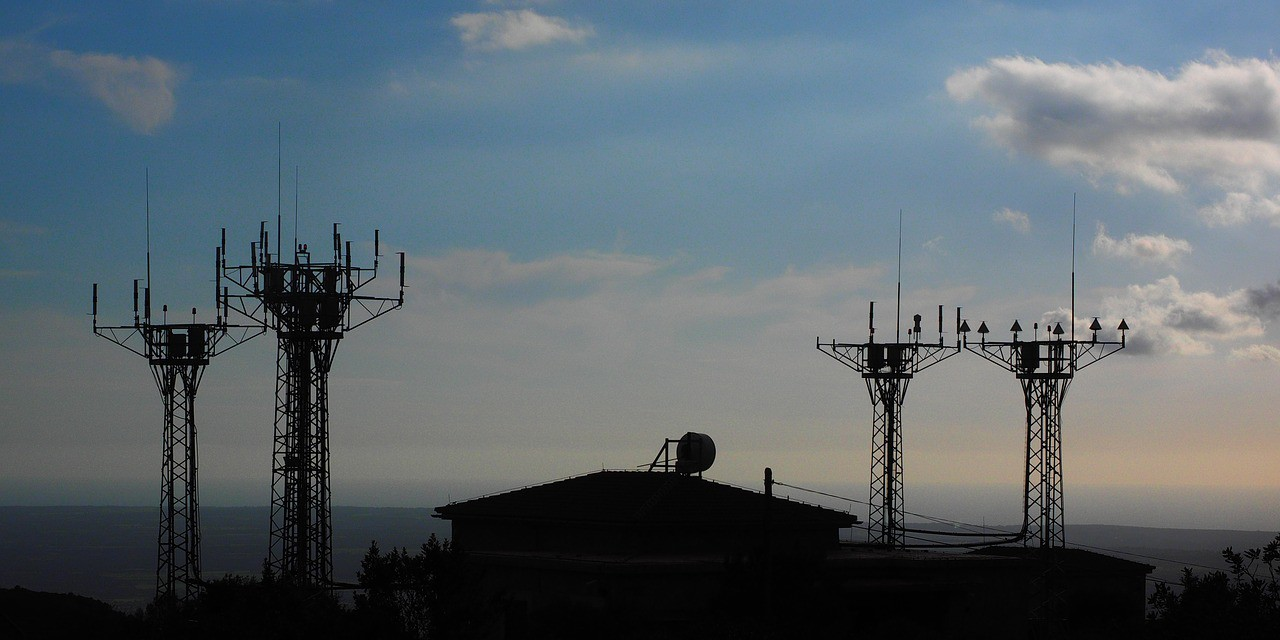 cell towers, radar, radio frequency