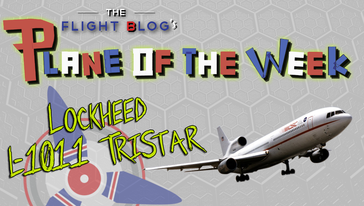 Lockheed L-1011 TriStar, plane of the week
